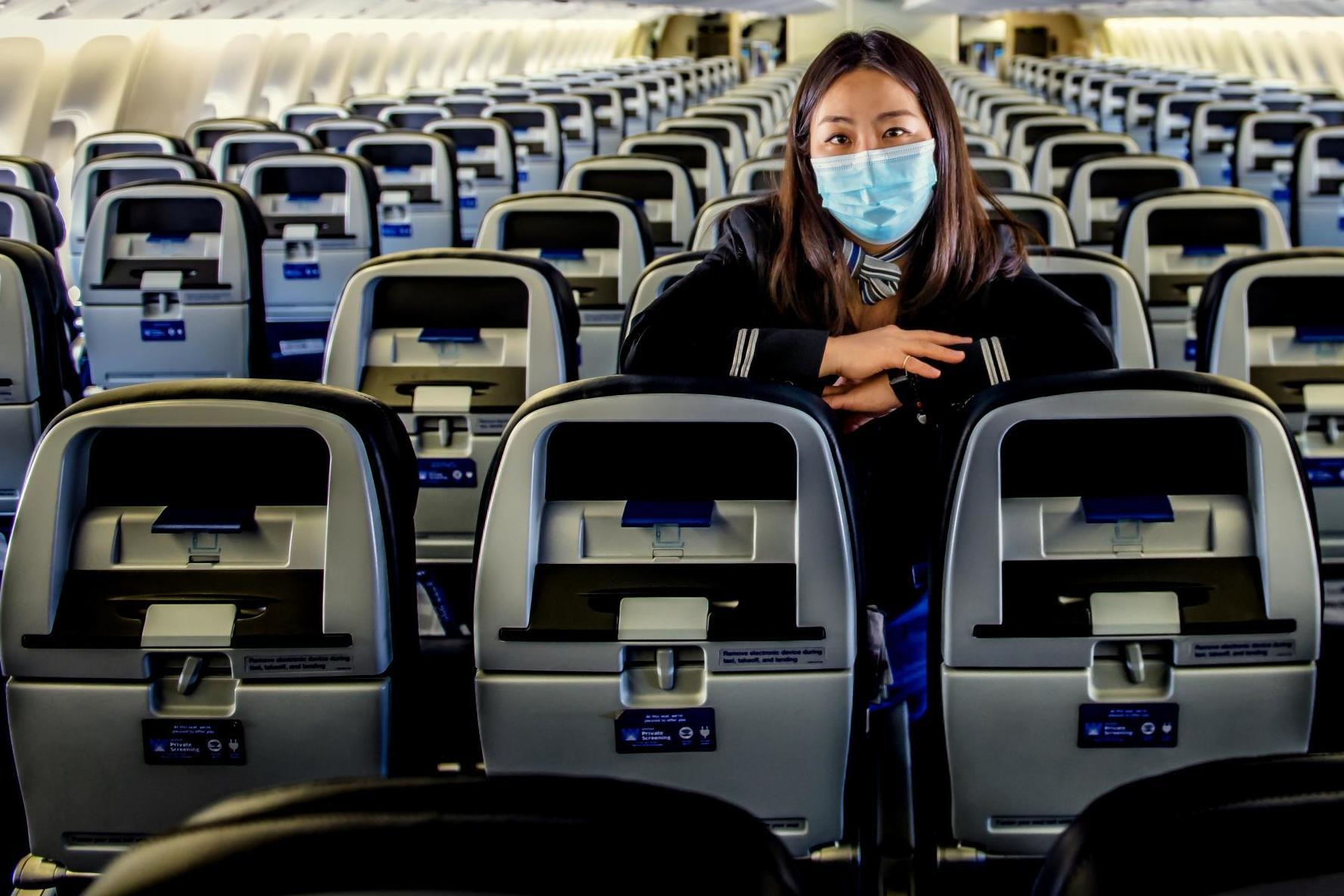 Smittetiltak ved flyreiser
